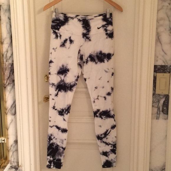 outlet boutique best first look Nike Tie Dye Leggings
